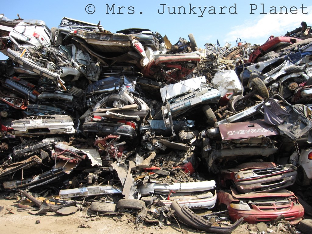 Scenes from a Junkyard Planet: What Ultimately Happens to that New ...
